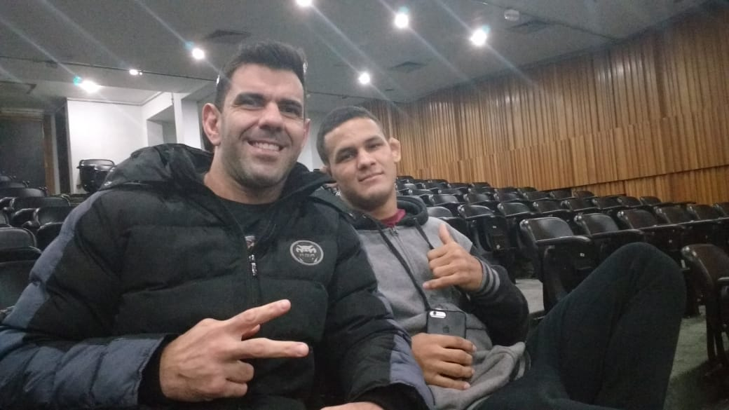 Cavaca projeta luta com Panza no ACB JJ 14 e exalta recorde mundial de Buchecha: 'Carreira vitoriosa'