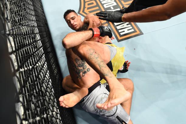 Brasileiro leva bônus por atuação no UFC 225 e Whittaker recebe prêmio de Yoel