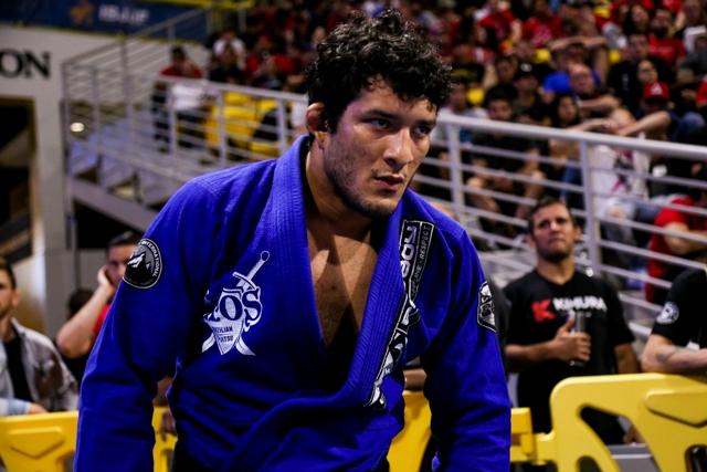 Lucas Hulk comenta ouro mundial na faixa-preta, guerra com Diniz e aponta próxima meta: 'Ser o nº 1 do ranking'