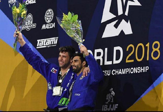 Buchecha bate recorde no Mundial, mas 'cede' absoluto para Lo; Tayane conquista ouro duplo