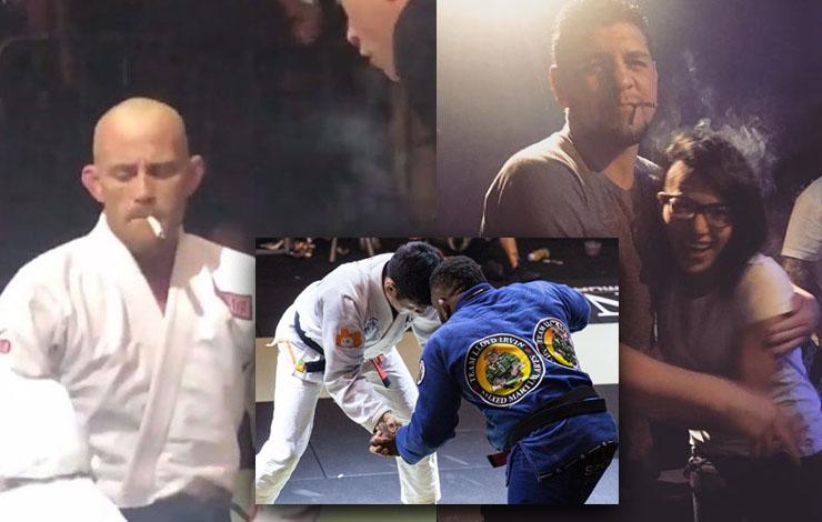 Torneio de Jiu-Jitsu na Califórnia gera polêmica e premia o campeão com 1kg de maconha; veja e opine