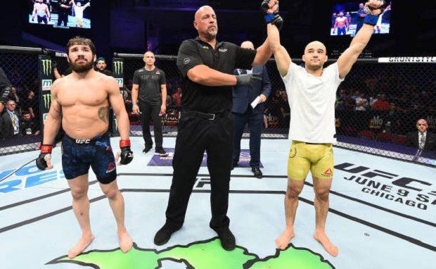 Marlon Moraes nocauteia Rivera em 33s pelo UFC Utica; Johnny e Tibau perdem