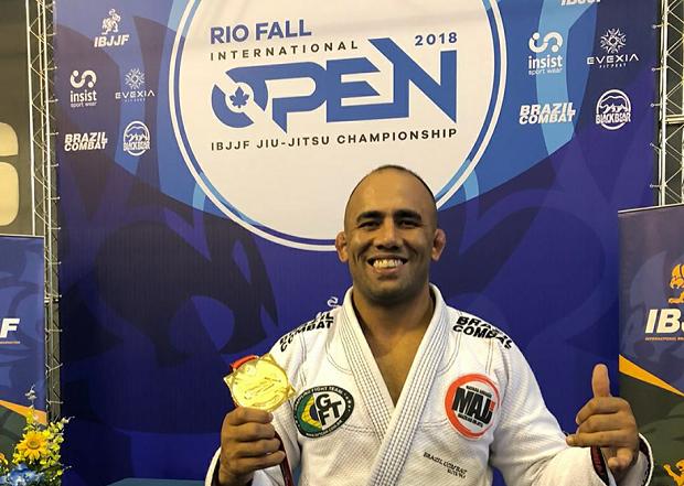 Victor Bomfim e Rafaela Bertolot se destacam na disputa do Rio Fall Open; confira os detalhes