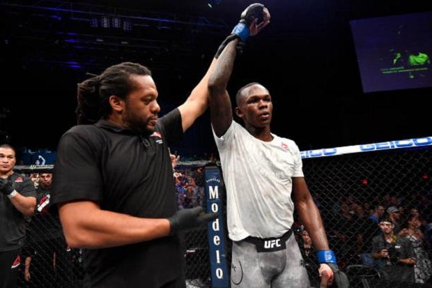 Adesanya vence Tavares e segue invicto; campeões do TUF 27 são conhecidos