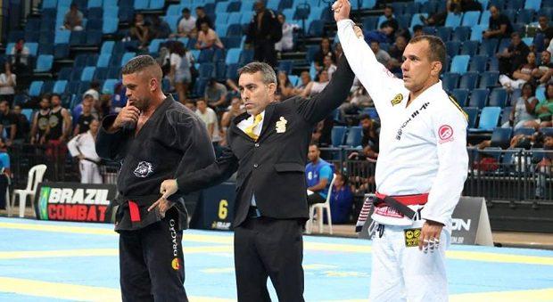 Júlio Cesar e Megaton Dias lideram lista de campeões no Master South America; resultados