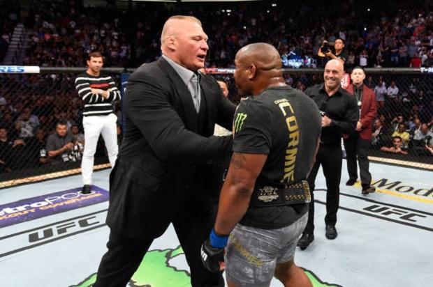 Cormier aponta Brock Lesnar como primeiro alvo, mas não descarta revanche imediata contra Miocic