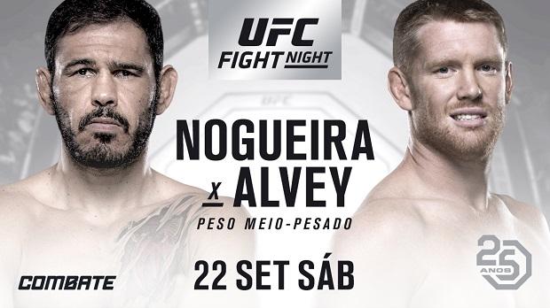 Ultimate confirma Minotouro x Sam Alvey e mais oito confrontos para card em São Paulo; saiba mais