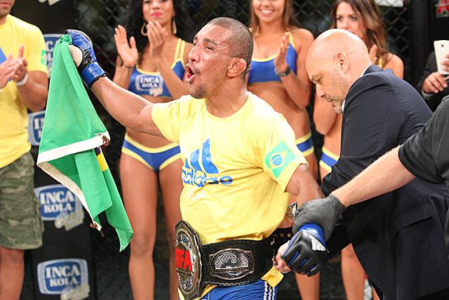 Ex-campeão do RFA, Raoni Barcelos inicia caminhada no UFC e diz: 'O mundo vai me conhecer'