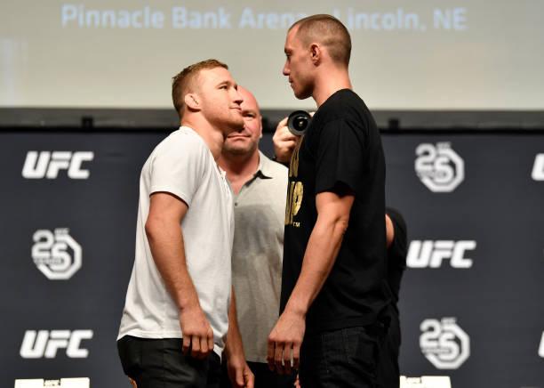 Vídeo: Gaethje e James Vick lideram card do UFC com seis brasileiros neste fim de semana, em Lincoln; confira
