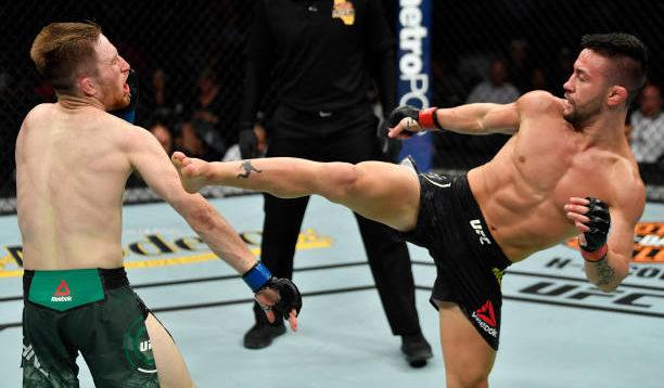 Perez e Vera nocauteiam, e trio brasileiro triunfa em card preliminar do UFC 227