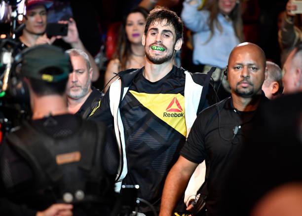 UFC São Paulo ganha Do Bronx x Giagos, mas fica sem Cara de Sapato, lesionado