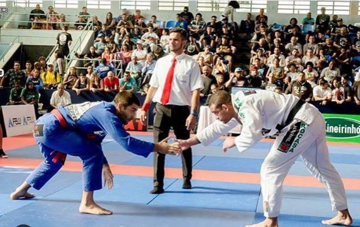 Referência no Jiu-Jitsu pantaneiro, Matheus Godoy exalta Brasileiro Centro-Oeste e diz: 'Um grande passo'