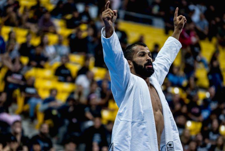 Bruno Malfacine fala sobre legado no Jiu-Jitsu e foco no MMA: 'É onde vou concentrar toda minha energia'