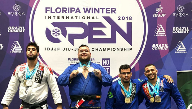 Nalati e Bia Basílio brilham no Floripa Open de Jiu-Jitsu; Maurício Oliveira e Do Val se destacam em Chicago