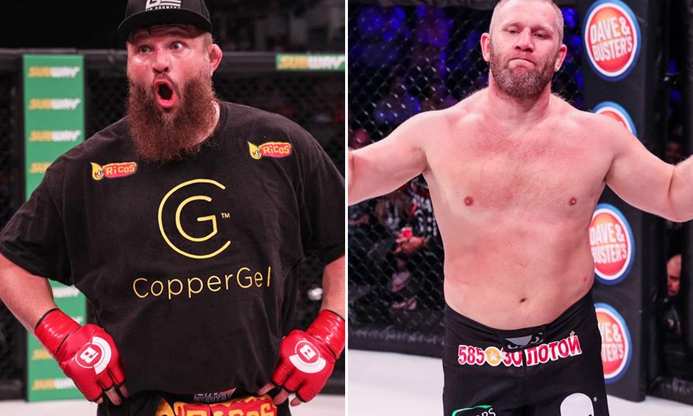 Ex-lutadores do UFC, Nelson e 'Bendo' têm combates confirmados pelo Bellator