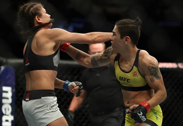 Bate-Estaca e Woodley levam prêmios por performance no UFC 228; Aldana x Pudilova é eleita 'Luta da Noite'