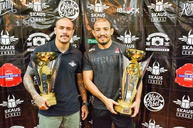 Organizado por José Aldo e Emerson Falcão, Skaus Combat realiza terceira edição em outubro; saiba mais