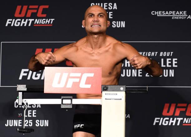 BJ Penn retorna ao octógono contra vencedor do The Ultimate Fighter no UFC 232, em dezembro