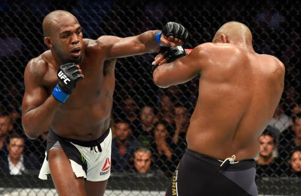 Volta de Jones ao UFC deve ocorrer em 2019; 'DC' e Gustafsson cotados pra luta