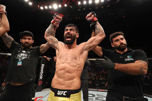 Capoeira, Massaranduba e Do Bronx se destacam no card preliminar do UFC São Paulo; saiba mais