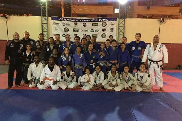 Com o apoio da comunidade, Erivan Gonçalves forma novos atletas e expande projetos sociais no Rio