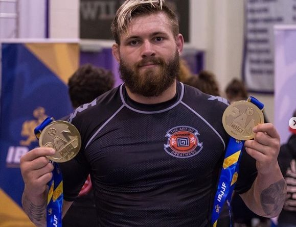 Gordon Ryan finaliza todas suas lutas e leva ouro duplo no Pan No-Gi; resultados