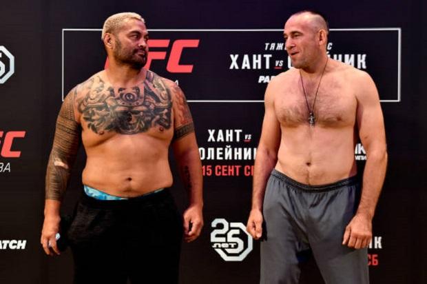 Dois atletas não batem o peso, mas UFC Rússia tem todos duelos confirmados; veja os detalhes