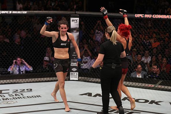 Marina Rodriguez aprova sua estreia no UFC, analisa empate contra Randa Markos e afirma: 'Preciso evoluir'
