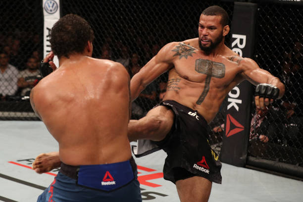 Cowboy e Capoeira sobem na lista, mas Marreta deixa ranking após UFC SP; veja