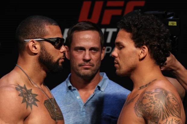 Thiago Marreta lidera 'legião de brasileiros' em duelo contra Eryk Anders no UFC São Paulo; siga