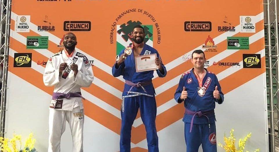 Em preparação pra encarar Lyoto, Rafael Carvalho vence torneio de Jiu-Jitsu; veja