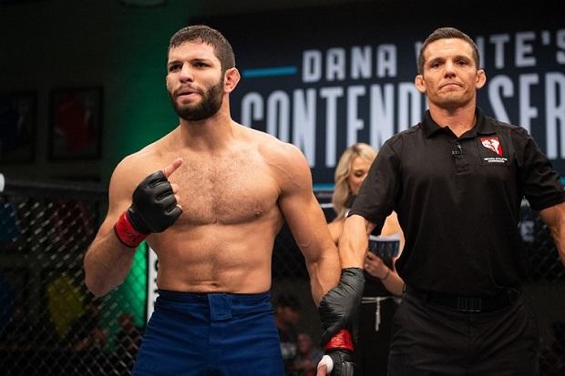 'Contender Series Brasil' termina com mais quatro lutadores contratados pelo UFC; confira