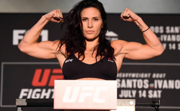 Ex-desafiante ao cinturão, Cat Zingano estreia no peso-pena contra Megan Anderson, no UFC 232