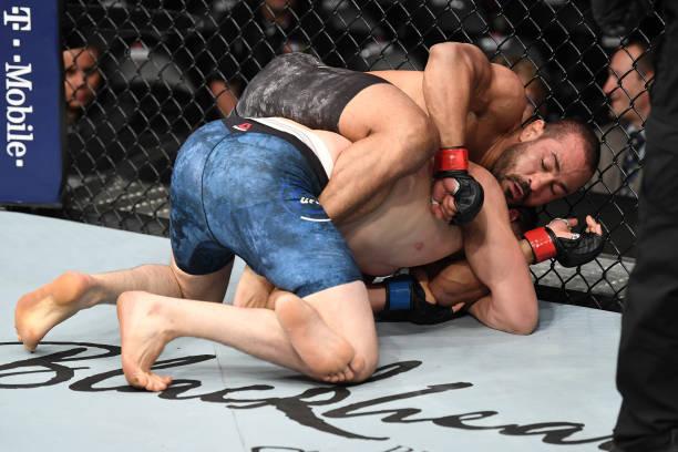 Com três vitórias por finalização, Davi Ramos afirma: 'Poucos possuem um Jiu-Jitsu do mesmo calibre'