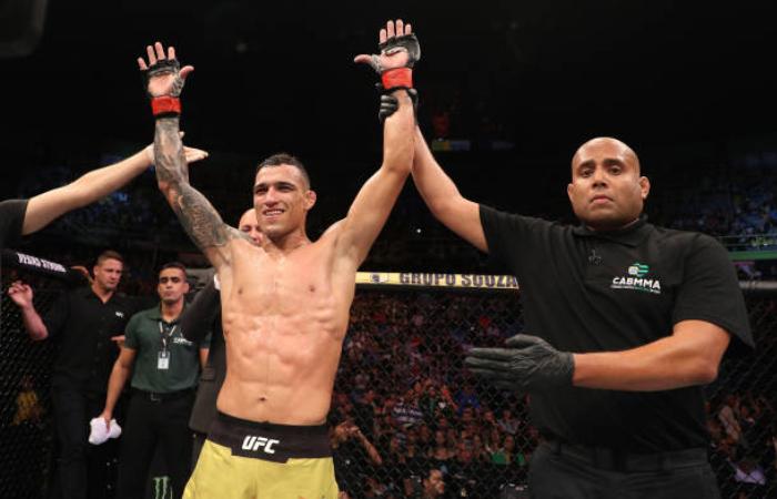 Embalado, Charles do Bronx faz revanche contra Jim Miller no UFC Milwaukee, em dezembro; confira