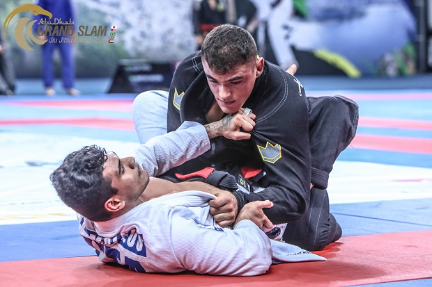Segundo dia do Abu Dhabi Grand Slam no Rio define finais na faixa-preta; confira