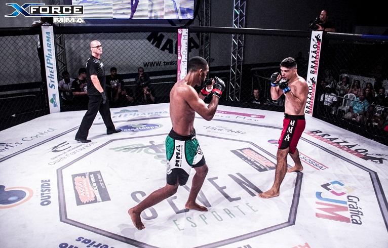 Oitava edição do X Force MMA é remarcada após fortes chuvas atingirem Rio das Ostras; saiba mais