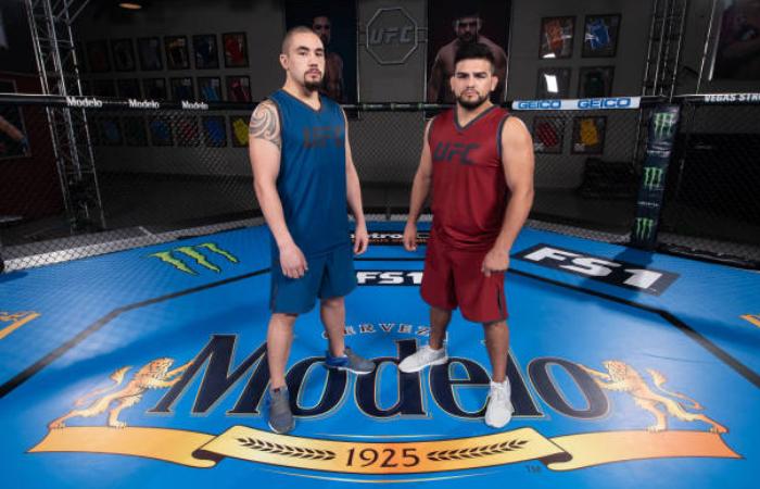 UFC oficializa disputa de cinturão dos médios entre Whittaker e Gastelum para edição 234, em fevereiro