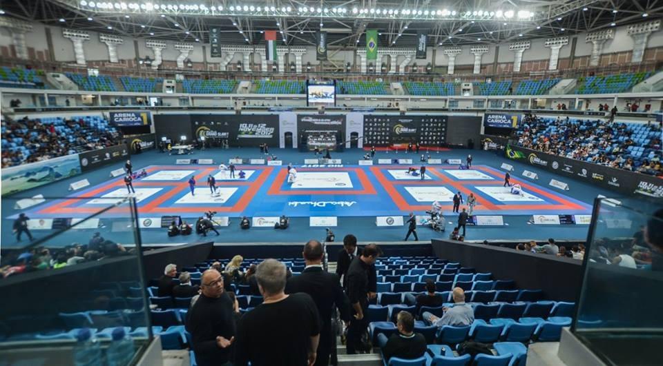 Abu Dhabi Grand Slam retorna ao Rio de Janeiro em novembro; garanta seu lugar