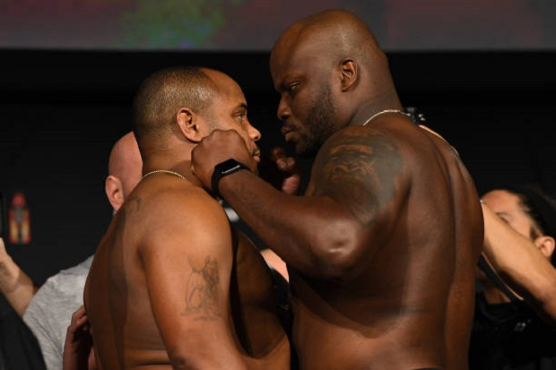 Daniel Cormier defende cinturão contra Derrick Lewis e Jacaré encara Weidman no UFC 230