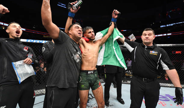 UFC anuncia luta principal e mais seis duelos para o México; evento no Uruguai sofre quatro mudanças