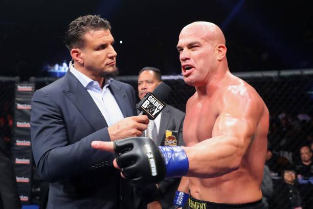 Após vitória sobre Liddell, Tito Ortiz anuncia aposentadoria do MMA: 'Fiz o que precisava'