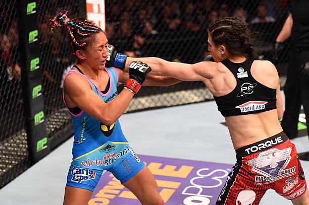 Vídeo: relembre quando Joanna Jedrzejczyk se tornou campeã peso-palha do UFC em 2015