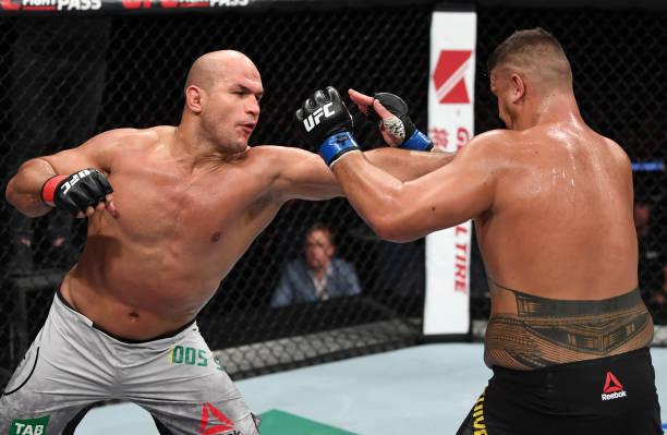 Vídeo: assista aos nocautes de Junior Cigano e Maurício Shogun no card do UFC Adelaide