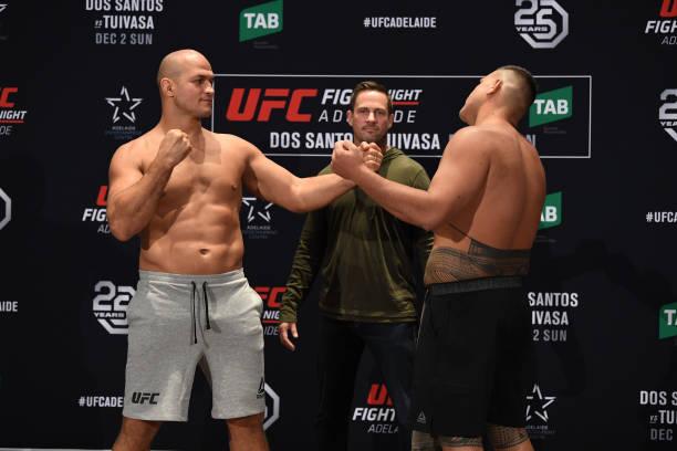 Junior Cigano e Maurício Shogun lideram card do UFC em duelos contra australianos; confira