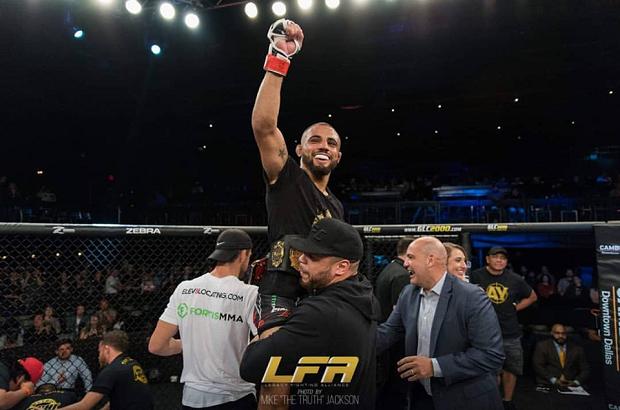 LFA 55 define campeões no peso-galo e KSW 46 é pesadelo para brasileiros; veja outros destaques do MMA