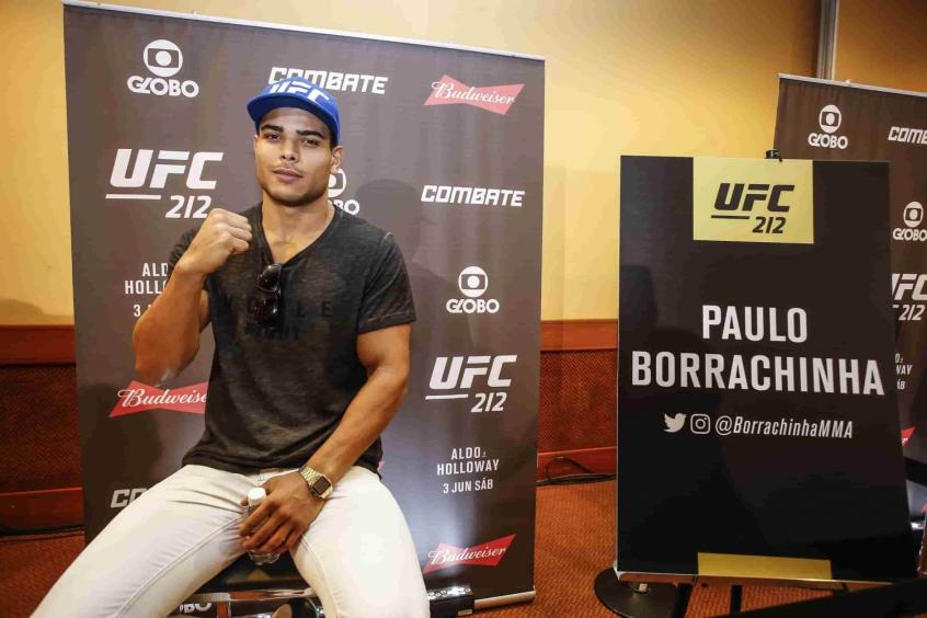 Borrachinha cita lesões em 'camp selvagem' para vencer Romero e crava: 'Sou o próximo desafiante'