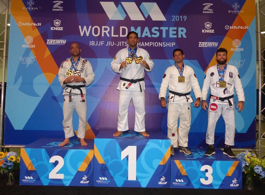 Gustavo Dias, Talita Treta, Rafael Formiga, Sarah Black e Delson 'Pé de Chumbo' brilham no Mundial Master