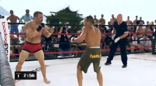 Eddie Alvarez relembra combate de 2007